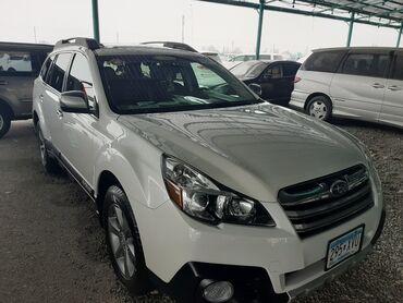веб студия вакансии в Кыргызстан: Subaru Outback 2.5 л. 2014 | 150000 км