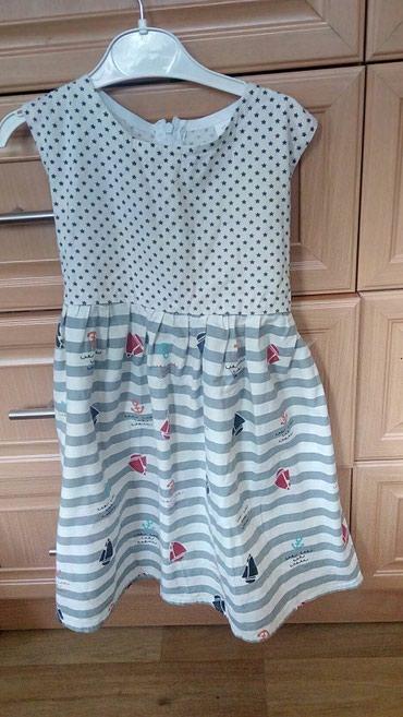 Платье на девочку 4-6 лет в Бишкек