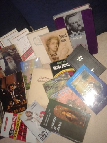 Sve knjige sa slike za 1000din - Beograd