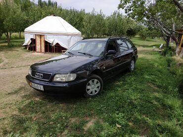 Транспорт - Чон-Арык: Audi A6 2 л. 1994