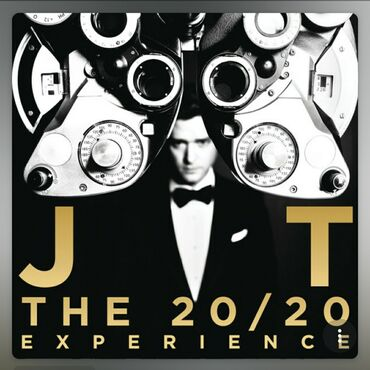 Justin Timberlake - The 20/20 Experience (Deluxe version)Музыкальные