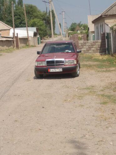 Транспорт - Шевченко: Mercedes-Benz 190 1.8 л. 1991   2225 км