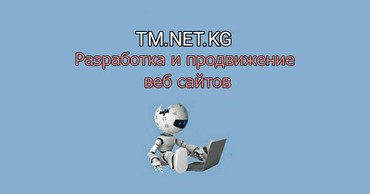 Разработка веб сайта, поддержка и обслуживание. в Бишкек