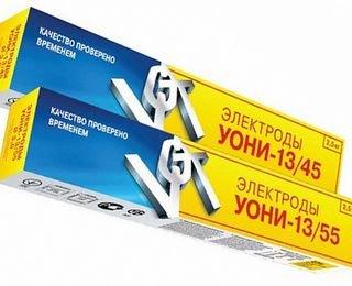 Сварочные электроды 4 13/55 УОНИ (6кг) в Бишкек