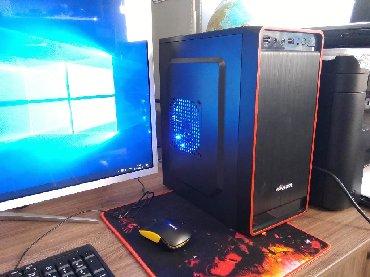 современный компьютер в Кыргызстан: Игровой Компьютер i5 / Asus GTX1060 / SSD тянет любые современные игры