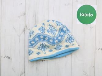 Детская одежда и обувь - Украина: Подвійна дитяча шапочка    Колір блакитний Довжина 19 см Ширина 25 см
