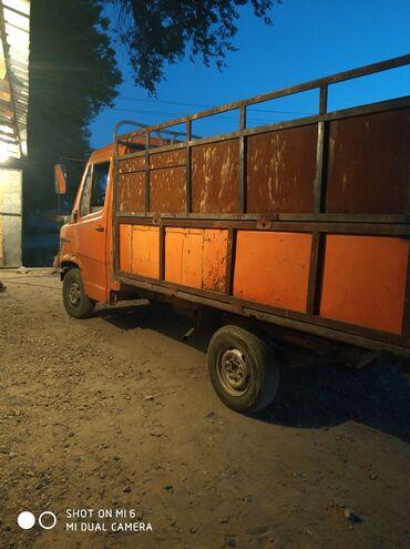 Транспорт - Манас: Продаю бус кап ремонт только работать