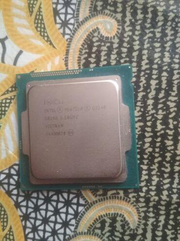 Электроника - Бакай-Ата: Intel Pentium g3240 3.10gghz кеш 3мб 2 ядра 2потока сокет-1150 Состоян