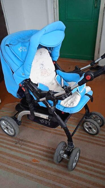 Детский мир - Балыкчы: Подаю коляскусостояние хорошее