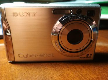 чехол для sony xperia в Кыргызстан: Фотоаппарат SONY,в хорошем состоянии,в комплекте чехол и зарядное