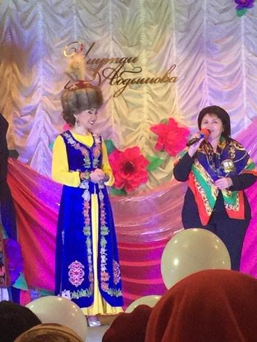 Национальный костюм тройка платье+жилет+белдемчи в Бишкек