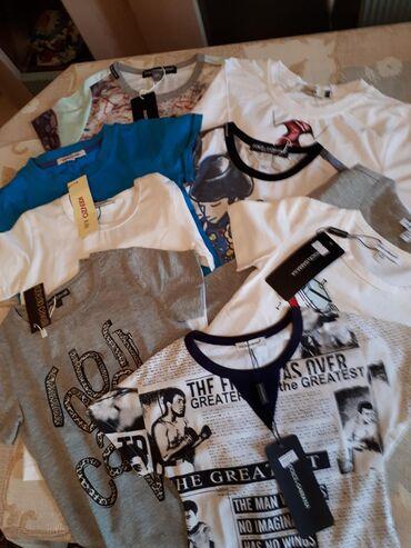 "Дешево.Фирменные футболки ""roberto cavalli, kenzo"" от 2-6 и 10 лет. А"