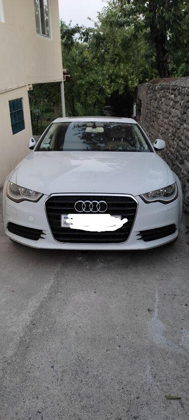 6 elan   NƏQLIYYAT: Audi A6 2 l. 2011   136300 km
