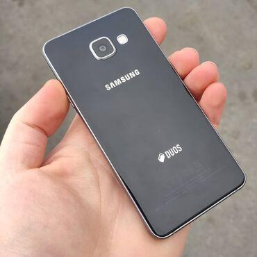 A3 - Azərbaycan: Samsung Galaxy A3 2016 16 GB qara