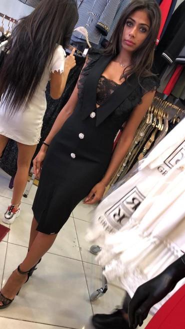 Коктельное платье , молодежное, под бренд размеры 36 38 40 42 в Кант