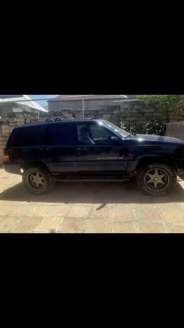 Jeep Azərbaycanda: Jeep Cherokee 4 l. 1996