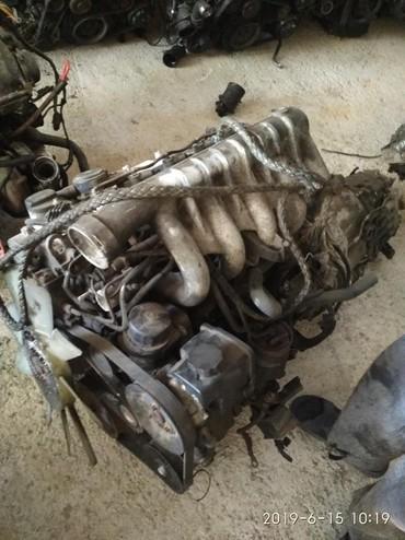 Мотор на СПРИНТЕР 2.7CDI в сборе привозной ЖИБЕК ЖОЛЫ 107