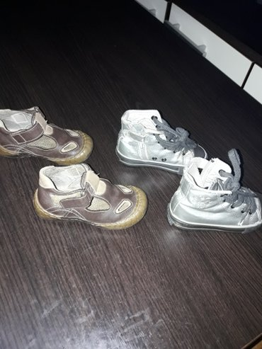 2-para.. Pavle sandalice i okaidi patikicepatikice su malo izgrebane - Kursumlija