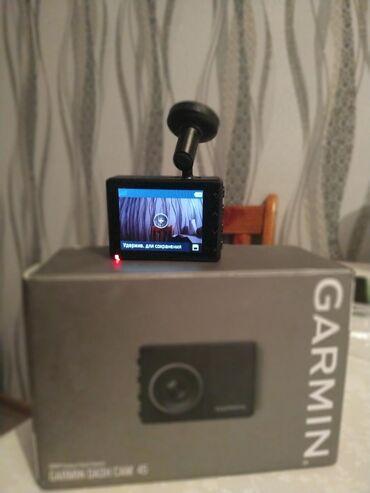 Компактный и малозаметный видеорегистратор и экшн-камера GARMIN DASH