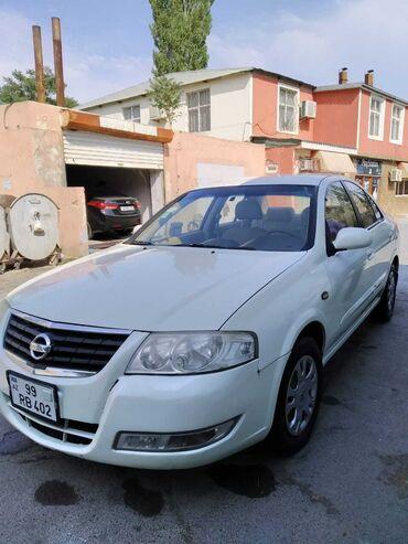 Nissan Azərbaycanda: Nissan Sunny 1.6 l. 2007 | 239000 km