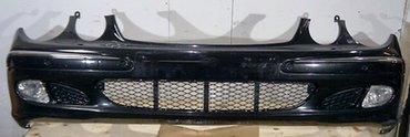 Передний и задний бампер на Мерседес w 211 кузов! в Бишкек