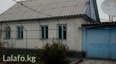 2 дома село военно-антоновка баня хоз. в Кок-Ой