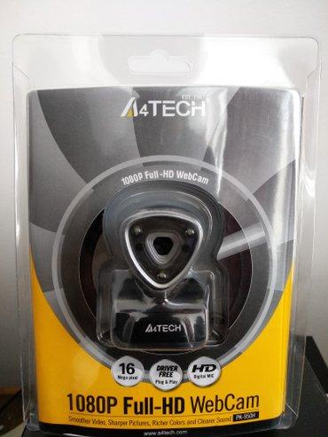 Веб камера A4 Tech 1080p Full HD в Бишкек