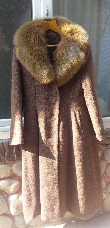 Шикарное пальто,Италия,натуралка, качество отличное, состояние