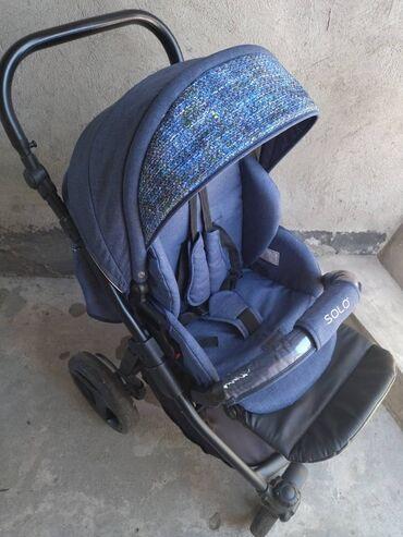 Продаю б/у детскую коляску Rudis Solo (3 в 1) в идеальном состоянии -