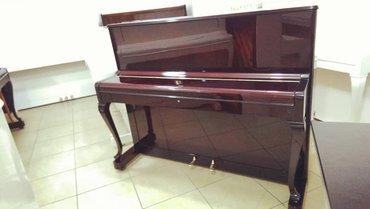 Bakı şəhərində PETROF pianino - Almaniya, Çexiya və Rusiya istehsalı yüksək