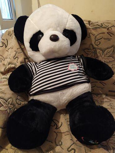 papaq panda - Azərbaycan: Panda miwka 70sm. Qiymet sondur