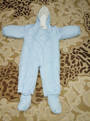 uşaq çarpayısı üçün asma - Azərbaycan: Kombi̇nezon. 12-18 aylıq uşaqlar üçün kombinezon. 1 dəfə geyinilib. T