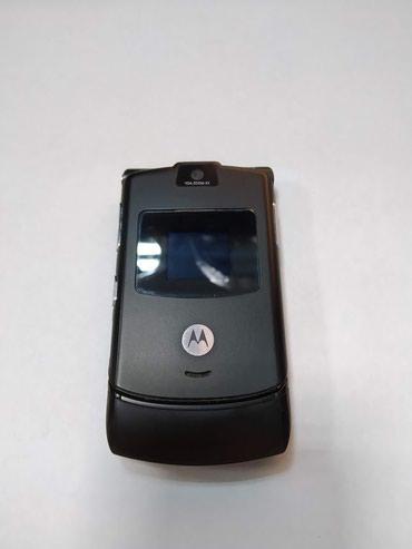 Bakı şəhərində Motorola V3