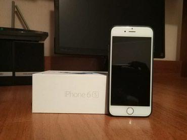 Продаю iPhone 6s 16gb. Комплект коробка, блок в Бишкек