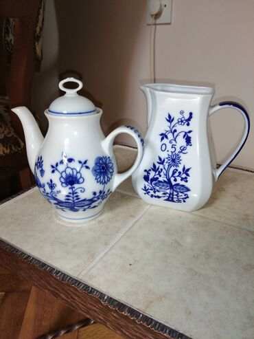 Porcelan - Srbija: Čajnik od porcelana