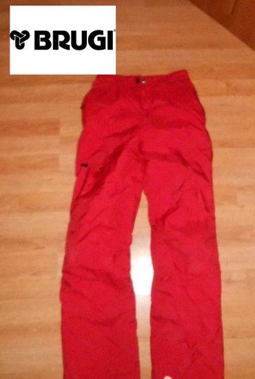Onell-ski-pantalone-icinecm-besprekornom-su - Srbija: Pantalone ski Brugi vel. 12-14