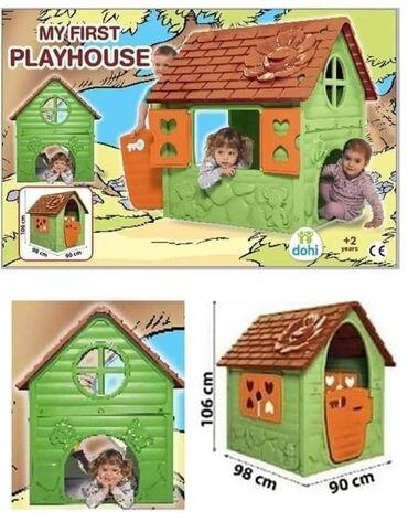 Za decu | Vrnjacka Banja: Кућица за децу у више боја