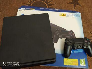 Электроника в Баку: PS4 продается.Куплена 2 месяца назад.Покупалась в Иршааде.Гарантия