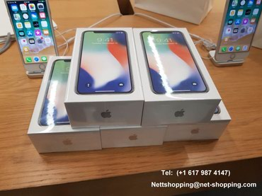 Apple IPhone X Plus (Latest Model) 64GB $300 σε Central Greece