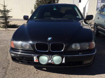BMW 525 2000 в Балыкчи