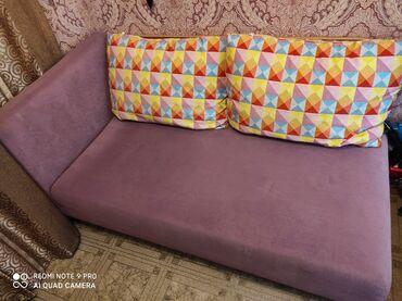 Диваны в Кыргызстан: Продаю мебель в отличном состоянии: диван- кровать