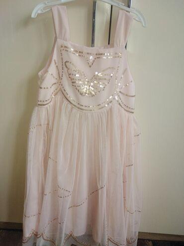 H&M haljinice vel 110,nosene 2 puta prelepa