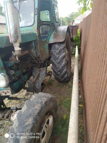 52 elan | NƏQLIYYAT: Əvvəla salam.t40 traktorudu satiram.traktorda bir çox dəyisiklik