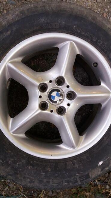 диски bmw в Кыргызстан: Продаю запаску на BMW X5.Состояние отличное.Один диск