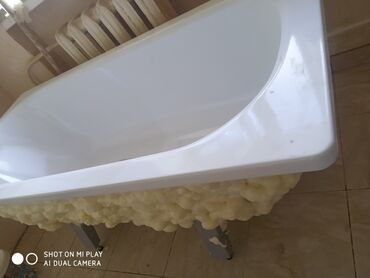 акриловые краски для ванны цена в Кыргызстан: Новая ванна (Донна ванна, производитель Россия), размером 1.50 см на