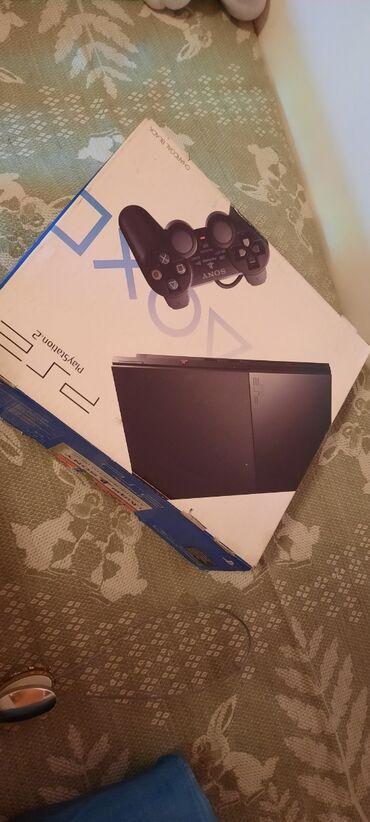 PS2 & PS1 (Sony PlayStation 2 & 1) - Azərbaycan: PS2 chox seliqeli ishlenib uzerinde 20 disk verilir