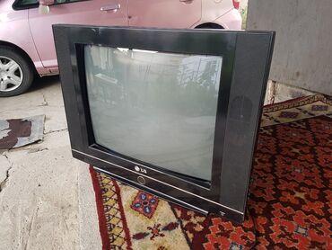 lg телевизор цветной в Кыргызстан: Телевизор LGЦветной51смПульта нету. Кнопки работаютЗВОНИТЕ! НЕ