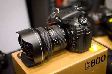 Detailed item info  Product Information  The Nikon D800 DSLR σε Δελφοί