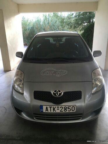 Toyota Yaris 1.4 l. 2007 | 183000 km