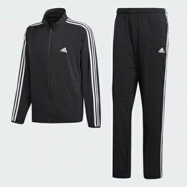 Спортивные костюмы - Кыргызстан: Спортивный костюм adidas climalite (original) размер М
